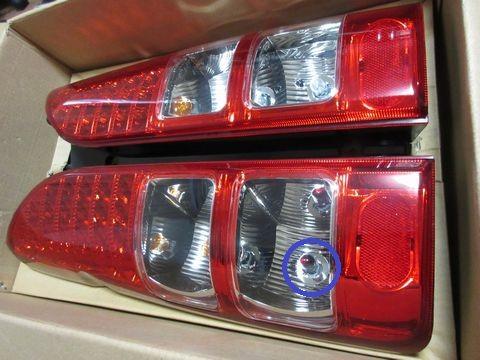 LEDテールランプユニット