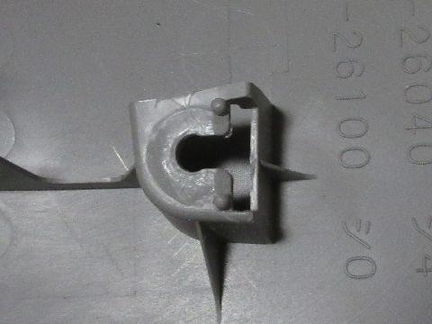 原型用のピラートリム